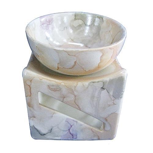 Аромалампа куб «Мрамор»