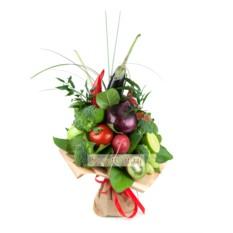 Букет из овощей и фруктов Рататуй