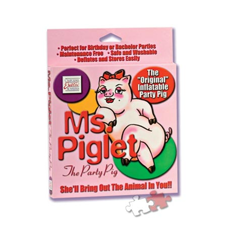 Надувная кукла «Свинка»