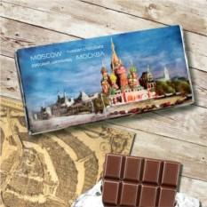 Шоколад Москва. Храм Василия Блаженного
