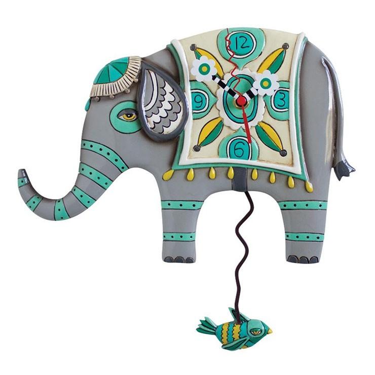 Часы Индийский слоник