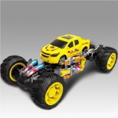 Радиоуправляемый Джип Каркадер (желтый)
