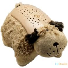 Подушка-проектор звездного неба Собака
