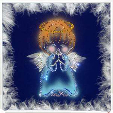 Картина Swarovski «Ангел»
