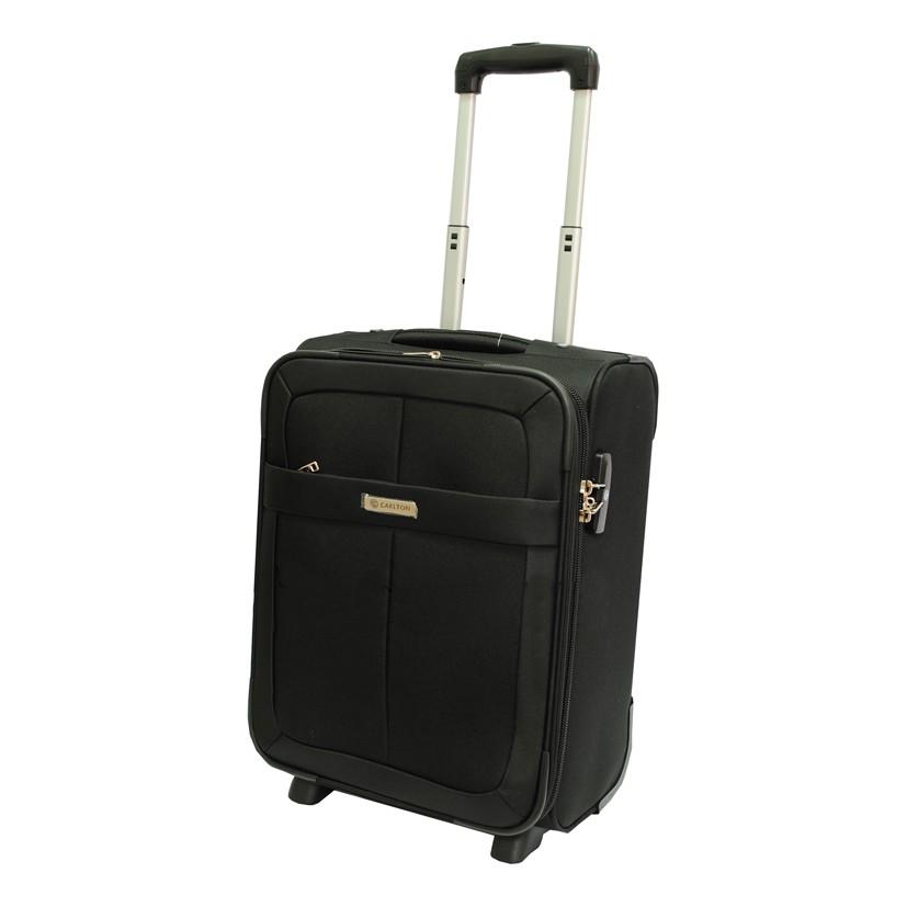 Расширяемый чемодан-тележка Lucid Carlton