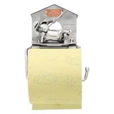 Металлический держатель для туалетной бумаги Овечка