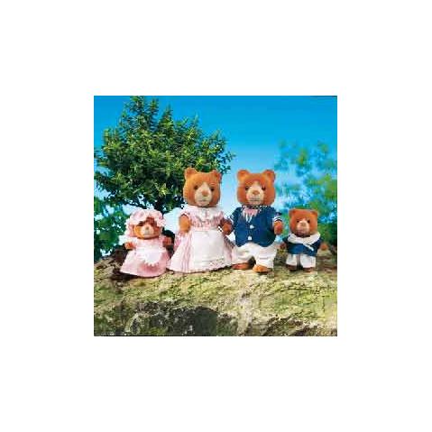 Набор «Семья медведей»