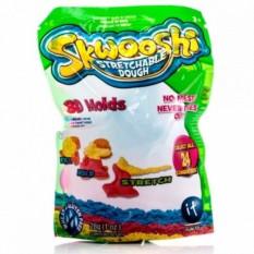 Пакетик Skwooshi с формочкой и массой для лепки