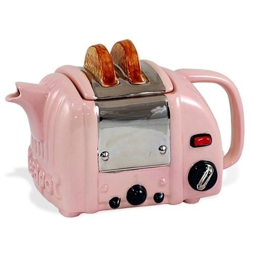 Чудо-чайник «Ретро-тостер» (средний)