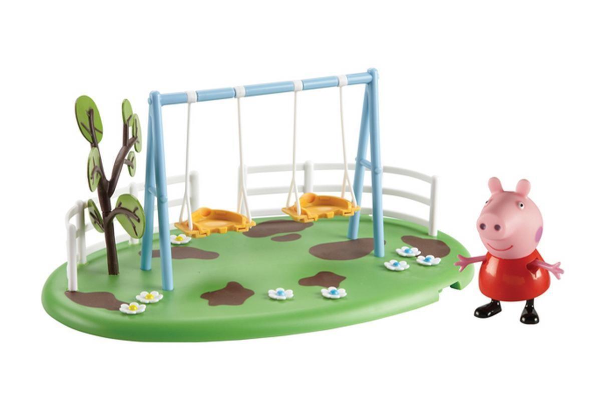 Игровой набор «Качели Пеппы», Peppa Pig