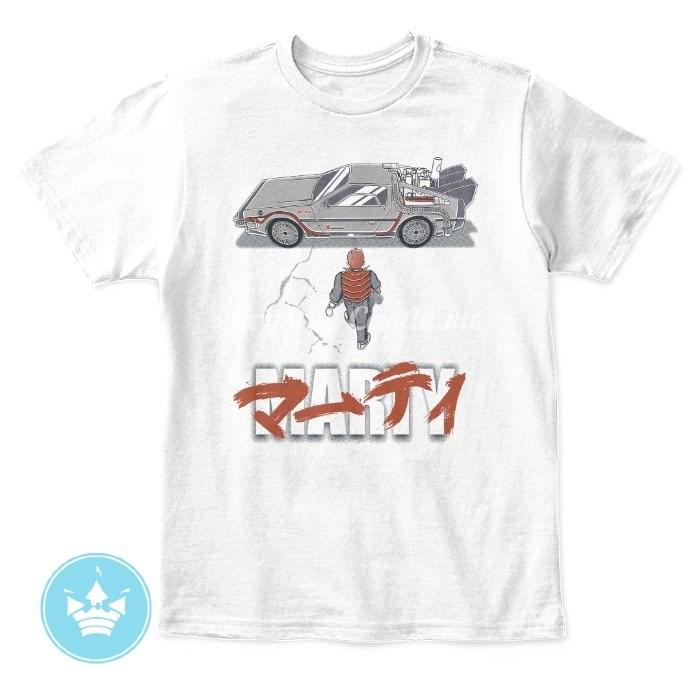 Детская футболка Marty