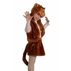 Карнавальный костюм Обезьяна (девочка), 3-7 лет