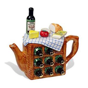 Чудесный чайник «Пикник по-французски» мини
