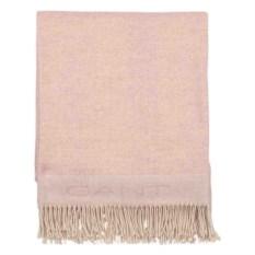 Розовый плед LEO 130x180 см