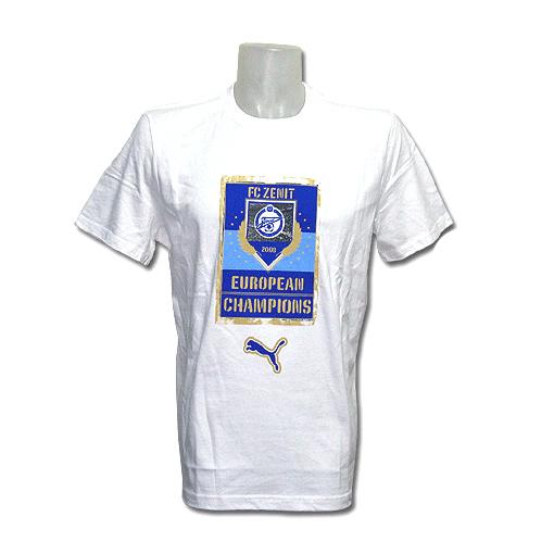 Зенит футболка  2008