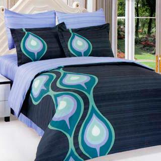 Комплект постельного белья LOTUS BLUE