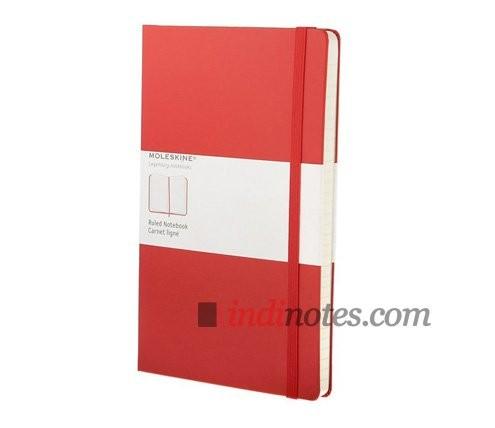 Записная книжка в линейку Classic, Large