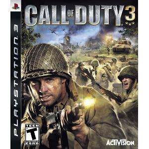 Игра для PS3: Call of Duty 3