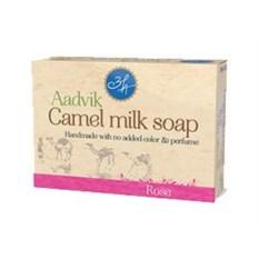 Мыло из верблюжьего молока Роза Aadvik foods