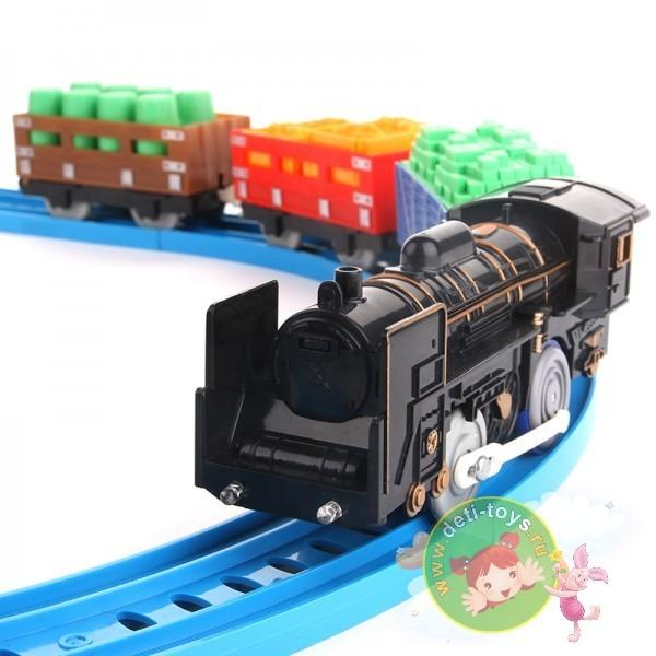 Железная дорога 3910-3