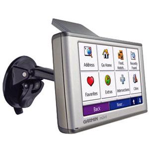 Автомобильный навигатор Garmin NUVI 610 +