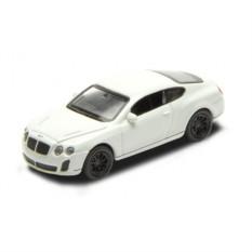Модель машины 1:87 Bentley Continental от Welly