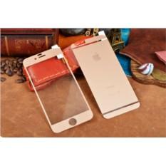 Золотое ударопрочное стекло для iPhone 6S/6 GLASS Protector