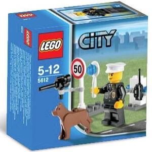 Набор Lego «Полицейский»