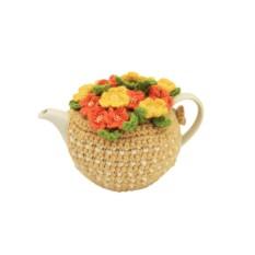 Декоративный чайник «Медуница»