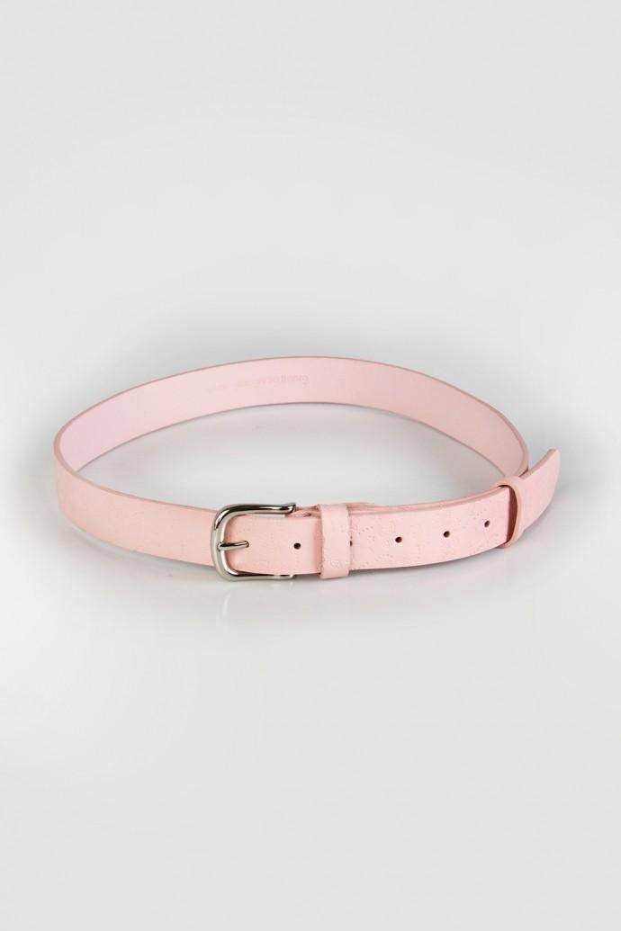 Ремень Найси, розовый