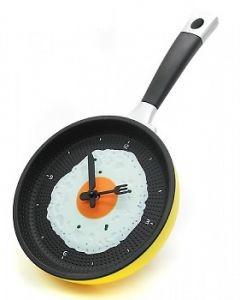 Часы Яичница