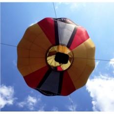 Привязной подъем на воздушном шаре