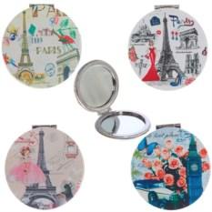 Карманное зеркало Париж
