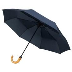 Складной зонт Unit Classic (цвет — темно-синий)