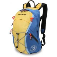 Рюкзак Wenger (цвет — жёлтый/синий)