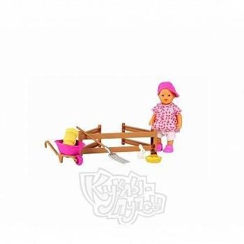 Кукла my mini Baby born На ферме с аксессуарами