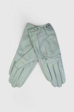 Кожаные перчатки Скарлетт