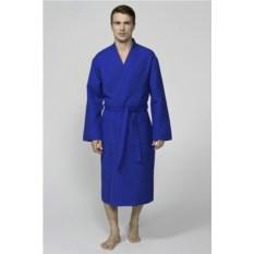 Синий мужской халат Convinto Ragazzio