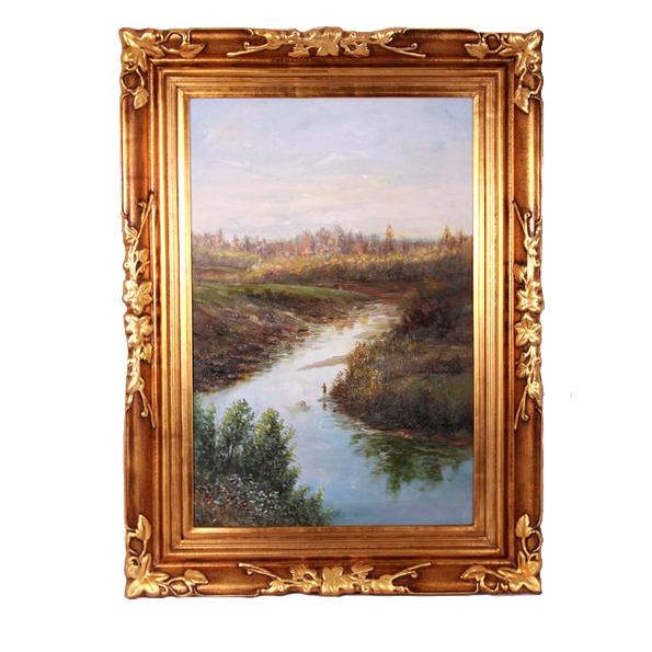 Картина «Речка»