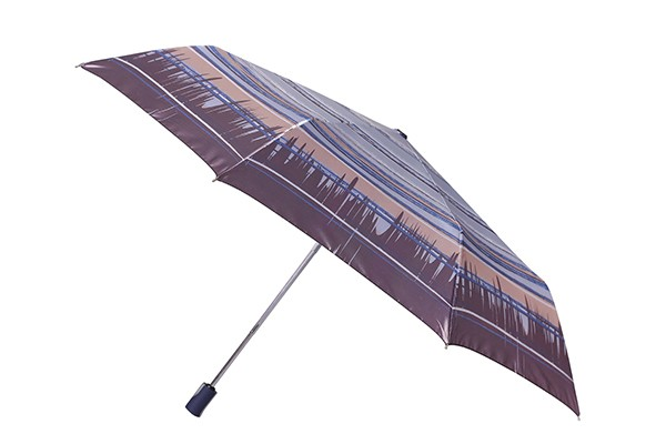 Облегченный женский зонт-суперавтомат Fabretti