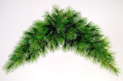 Сосновый зеленый сваг, 1,22 м
