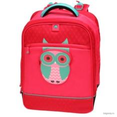 Светло-красный рюкзак Delsey Back to school