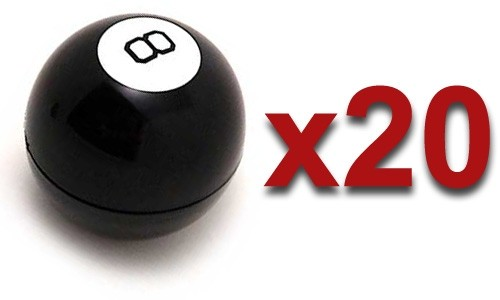 Набор магических шаров для большой компании