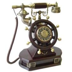 Ретро-телефон Штурвал