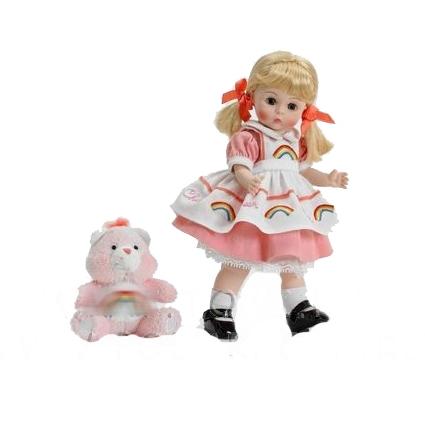 Кукла «Радужная»