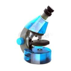 Микроскоп Levenhuk LabZZ М101 Лазурь