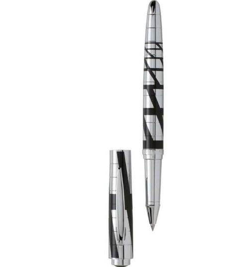 Ручка роллер Cerruti 1881 модель Wire в футляре