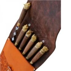 Подарочные шампура 6 штук в колчане На охоте