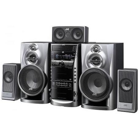 Музыкальный центр JVC DX-J35