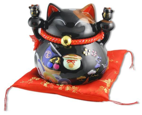 Кот-копилка Успех, Благосостояние, Защита от злых сил!